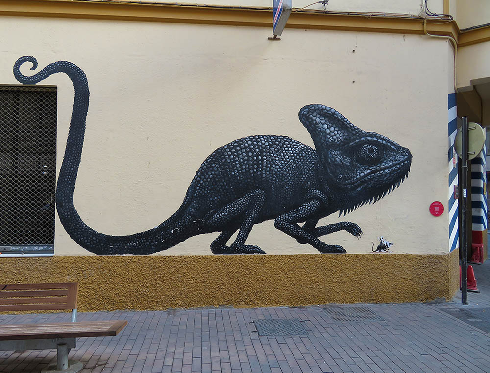 Rats and Squirrels / Ratas y Ardillas