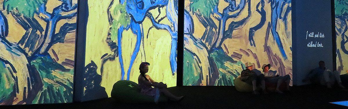 Van Gogh Alive (Barely) / Van Gogh Viva (Apenas)