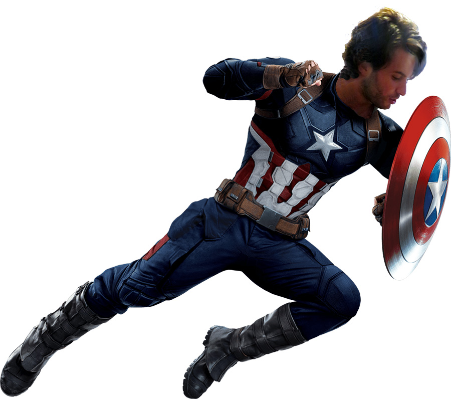 ¿Capitán América?