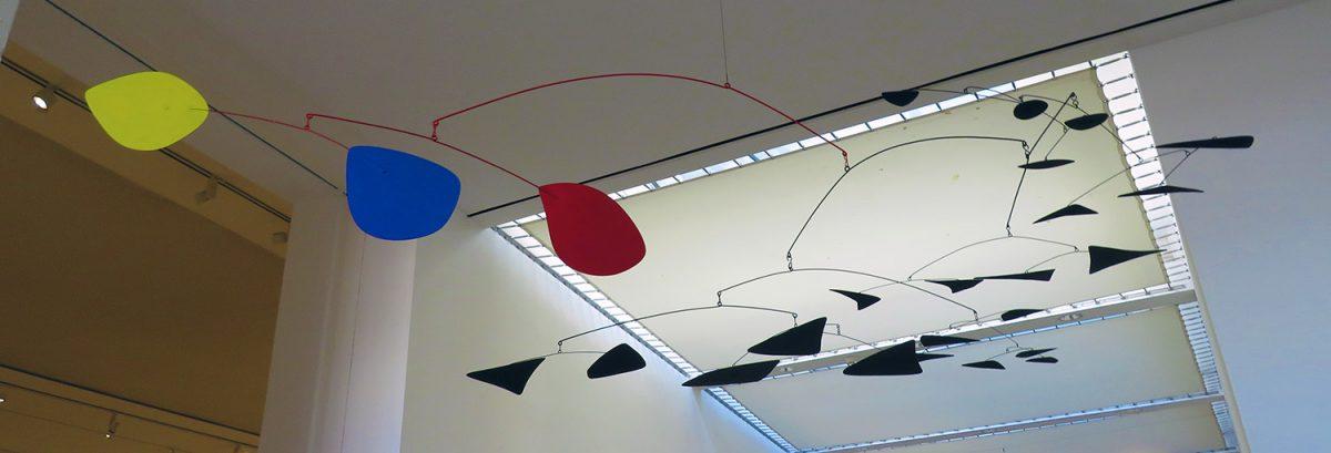 Calder-Picasso: Composing Emotions / Componiendo Emociones