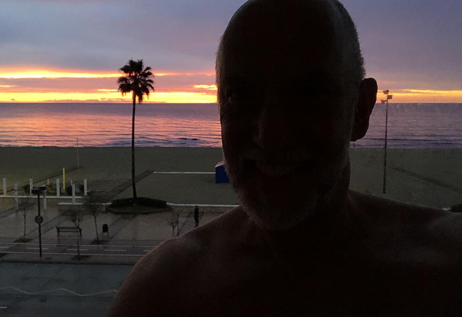 Naked sunrise / Amanecer desnudo