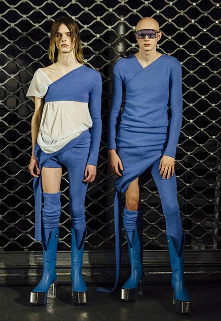 Rick Owens: Fuengirola Fashion / Moda Fuengirola